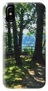 012a Niagara Gorge Trail Series  IPhone Case