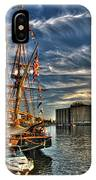 013 Uss Niagara 1813 Series IPhone Case