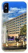 014 Wakening Architectural Dynamics IPhone Case