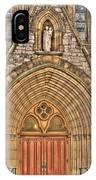 02 Church Doors IPhone Case