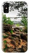 02 Three Sister Islands IPhone Case