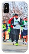 021 Shamrock Run Series IPhone Case