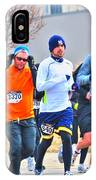 022 Shamrock Run Series IPhone Case