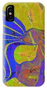 0565 Abstract Thought IPhone Case