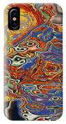 0615 Abstract Thought IPhone Case