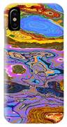 0620 Abstract Thought IPhone Case