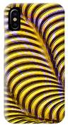 0647 Abstract Thought IPhone Case