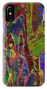 0661 Abstract Thought IPhone Case