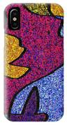 0665 Abstract Thought IPhone Case