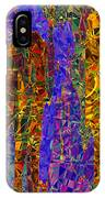 0666 Abstract Thought IPhone Case