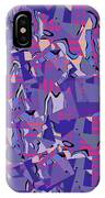 0667 Abstract Thought IPhone Case
