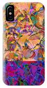 0672 Abstract Thought IPhone Case