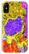 0673 Abstract Thought IPhone Case