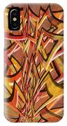 0695 Abstract Thought IPhone Case