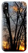 07 Sunset IPhone Case