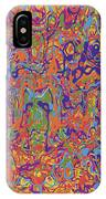 0707 Abstract Thought IPhone Case