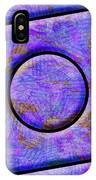 0711 Abstract Thought IPhone Case