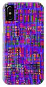 0714 Abstract Thought IPhone Case