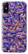 0724 Abstract Thought IPhone Case