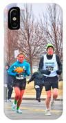 011 Shamrock Run Series IPhone Case
