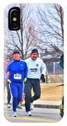 015 Shamrock Run Series IPhone Case