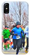 020 Shamrock Run Series IPhone Case