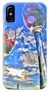 04 Love Is In The Air IPhone Case