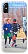 09 Shamrock Run Series IPhone Case