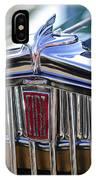 1933 Fiat Balilla Hood Ornament IPhone Case