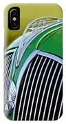 1937 Plymouth Hood Ornament IPhone Case