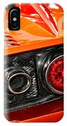 2012 Falcon Motor Sports F7 Series 1  IPhone Case