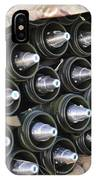 81mm Mortar Rounds Ready Stacked Ready IPhone Case