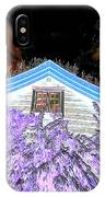 A Flowery House In Norway IPhone Case