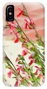 A Garden Delight IPhone Case