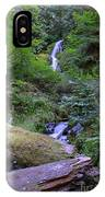 A Small Waterfall IPhone Case