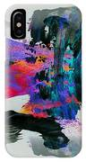 Abstract 4 IPhone Case