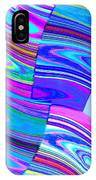 Abstract Fusion 44 IPhone Case