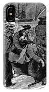 Alexander II (1818-1881) IPhone Case