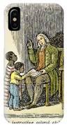 Anthony Benezet (1713-1784) IPhone Case