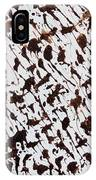 Aspen Mocha Latte IPhone Case