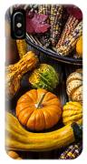 Autumn Still Life IPhone Case