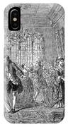 Ballroom, 1760 IPhone Case