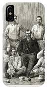 Baseball: Providence, 1882 IPhone Case