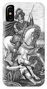 Battle Of Agincourt, 1415 IPhone Case