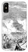 Battle Of Quarisma, 1857 IPhone Case