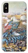 Battle Of Williamsburg IPhone Case