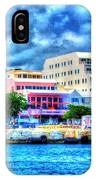 Beautiful Bermuda IPhone Case
