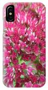 Bees Favorite Flower IPhone Case