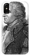 Benedict Arnold (1741-1801) IPhone Case