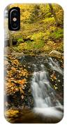 Beulach Ban Falls, Cape Breton IPhone Case